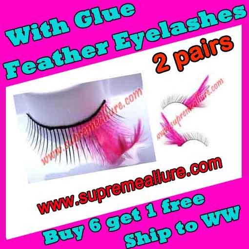 Feather Eyelashes SA-17