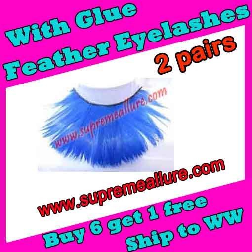 Feather Eyelashes SA-35