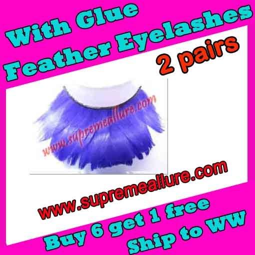Feather Eyelashes SA-40