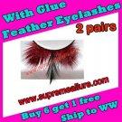 Feather Eyelashes SA-69