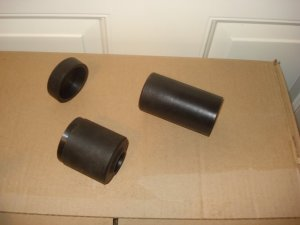 FORD, GM, DODGE, IHC, JEEP 4WD ADAPTER SET MATCO BJP7704