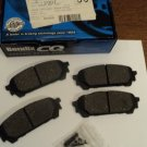 Saab Subaru Rear Brake Pads Ceramic Bendix