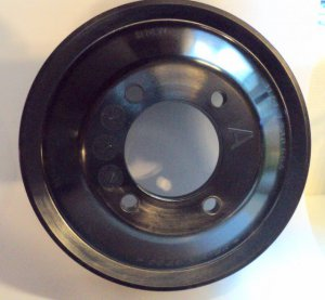 BMW 11 51 1 730 554 Cooling Fan Pulley