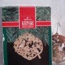Hallmark Keepsake 1990 QX 5243 Holiday Cardinals