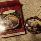 Hallmark Victorian Christmas I 1997 Thomas Kinkade QXI 6135