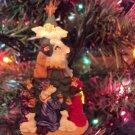 Hallmark Nativity Tree 1997 QX 6575