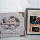 Thomas Kinkade Blossom Hill Church Magnet 1997