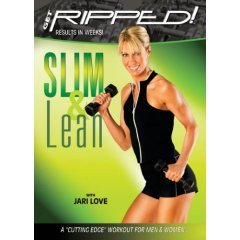 Get Ripped with Jari Love - Slim and Lean