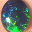 GEM OPAL TRIPLET  FOR JEWELRY PENDANT OR RING   11x9mm