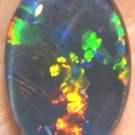 OPAL TRIPLET STONE FOR JEWELRY  PENDANT  16x12mm