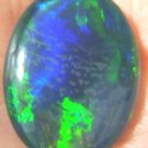 GEM OPALTRIPLET FOR JEWELRY PENDANT OR RING 20x15mm