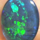 OPAL TRIPLET BIG JEWELRY PENDANT OR RING STONE  20x15mm