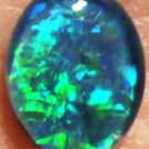 OPAL TRIPLET JEWELRY STONE FOR RING OR PENDANT  10x8 mm