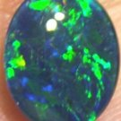 GEM OPAL TRIPLET FOR JEWELRY PENDANT OR RING   12x10mm