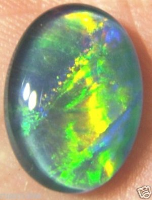 AUSI OPAL TRIPLET  FOR JEWELRY PENDANT OR RING  14x10mm