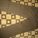 CITY DNKY WOMEN'S BROWN CASUAL PANTS SIZE 10