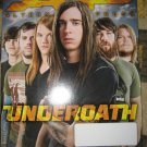 AP ALTERNATIVE PRESS MAGAZINE UNDEROATH OCTOBER 2008 #243.2