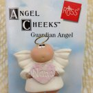 RUSS Nana Angel Cheeks Guardian Angel Pin
