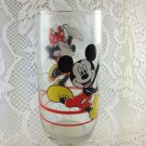 Disney Mickey and Minnie Mouse Drinking Glasses Set of 4 Made In the USA tblnz1