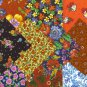 I Spy Flower Floral  Assortment  Fabric Novelty Multi Square FA Set 2b