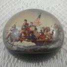 George Washington Acrylium Photo Gems Paper Weight Collectors Item tbljr2