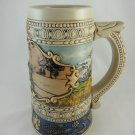 Adolph Coors Company Beer Stein Made In Brazil 1989 Edition Collectible tblww1