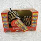 Barnum's Animals Tiger Plush Stuffed Toy Collectible tbljr1