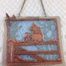 Disney Winnie Pooh and Piglet Christmas Ornament Friendship 2003 Milne tblvl1