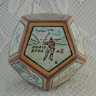 Golfing Paper Weight Par Bogie Hole In One Great Collectible For A Golfer tblhq1