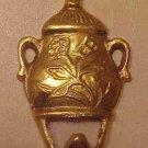 Brass Hook Solid Brass Pot Key Hanger Key Holder Calendar Holder Quilt Holder