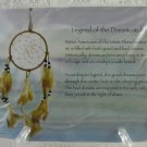 Legend of the Dreamcatcher Wind Chime Collectible tbljt1