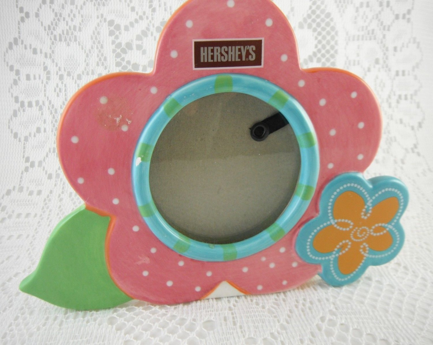 Hersey's Foods Houston Harvest Gift Products Picture Frame 3 x 3 inches tblru1