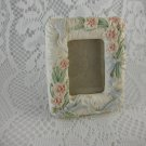 Shabby Rose Picture Frame Bouquets Approx 2 1/2 x 1 3/4 inch Picture tblno1