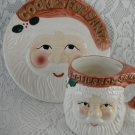 World Bazaars Inc Cookies for Santa Mug and Plate Christmas Decorations tblzz1