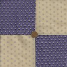 Bee Bees Bzzzz Cotton Fabric Quilt Squares  ze1
