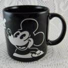Mickey Mouse Disney Ceramic Mug Black and White Great to Add Collection tblnz1