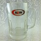 A & W Root Beer Soda Pop Heavy Duty Glass Mug Happy Memories tblms1