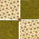 Spot More with Style Cotton Fabric Novelty Craft Quilt Squares  ZF1