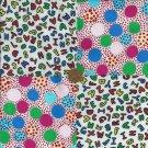 Alphabet Bloop Craft Fabric Cotton Squares Quilt Square za1