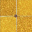 20 4 inch Gorgeous Gold  Fabric Quilt Craft Squares Kit   100% Cotton osr3