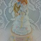 Wedding Memories  Bride and Groom Music Box plays Here comes the Bride  bs2