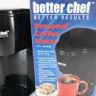 Better Chef Personal Coffee Maker.  Home Decor Kitchen tblhx1