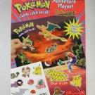 RoseArt Pokemon Stick 'N Lift Adventure Playset tbljr1