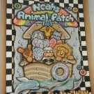Noahs Animal Patch Pattern Book by Jan Way for Painting by Grace Publications tblhx1