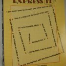 Express It - Phrases & Thoughtful Expressions Book by Sally Pittelkow Grace Publications tblhx1