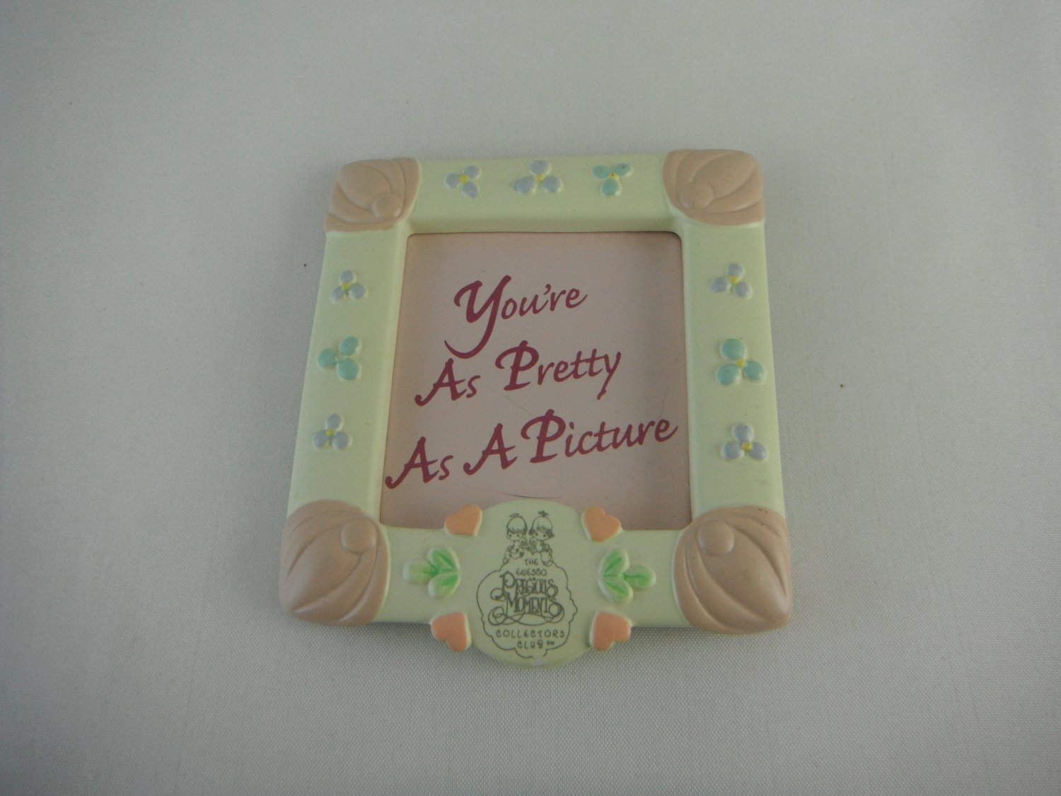 Precious Moments You're As Pretty As A Picture Frame tblhq1