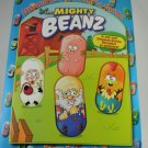 Mighty Beanz Ultimate Collector's Guide Book by Modern Publishing tbluu1