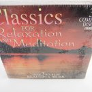 Classics For Relaxation and Meditation Three Compact Discs tblxs3