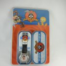 Warner Brothers Looney Tunes Tazmanian Devil Watch tblxs3