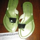 Naturalizer Reflects Green Sandals - Size 8